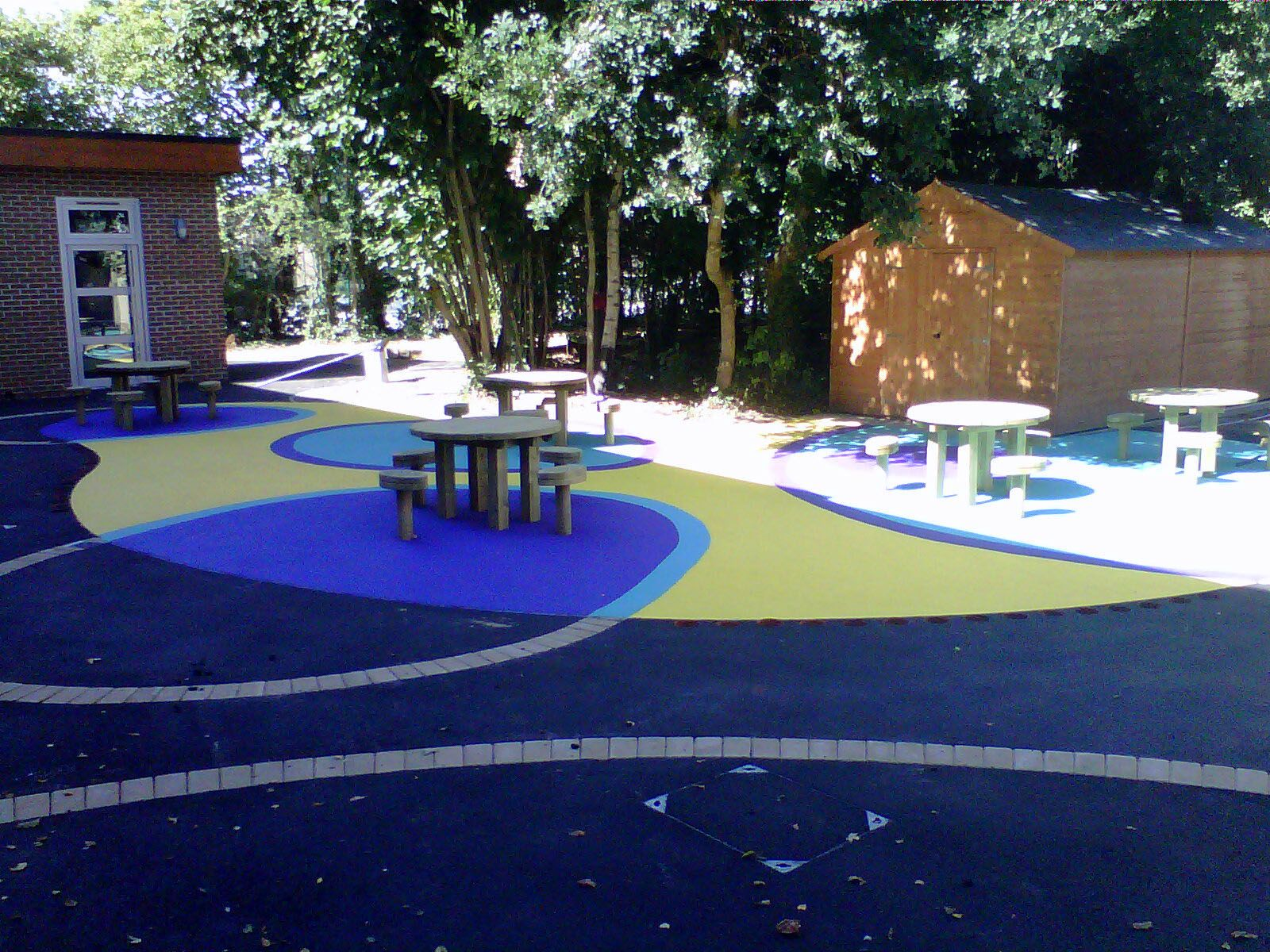 Playground Safety Surfaces & Flooring Contractors