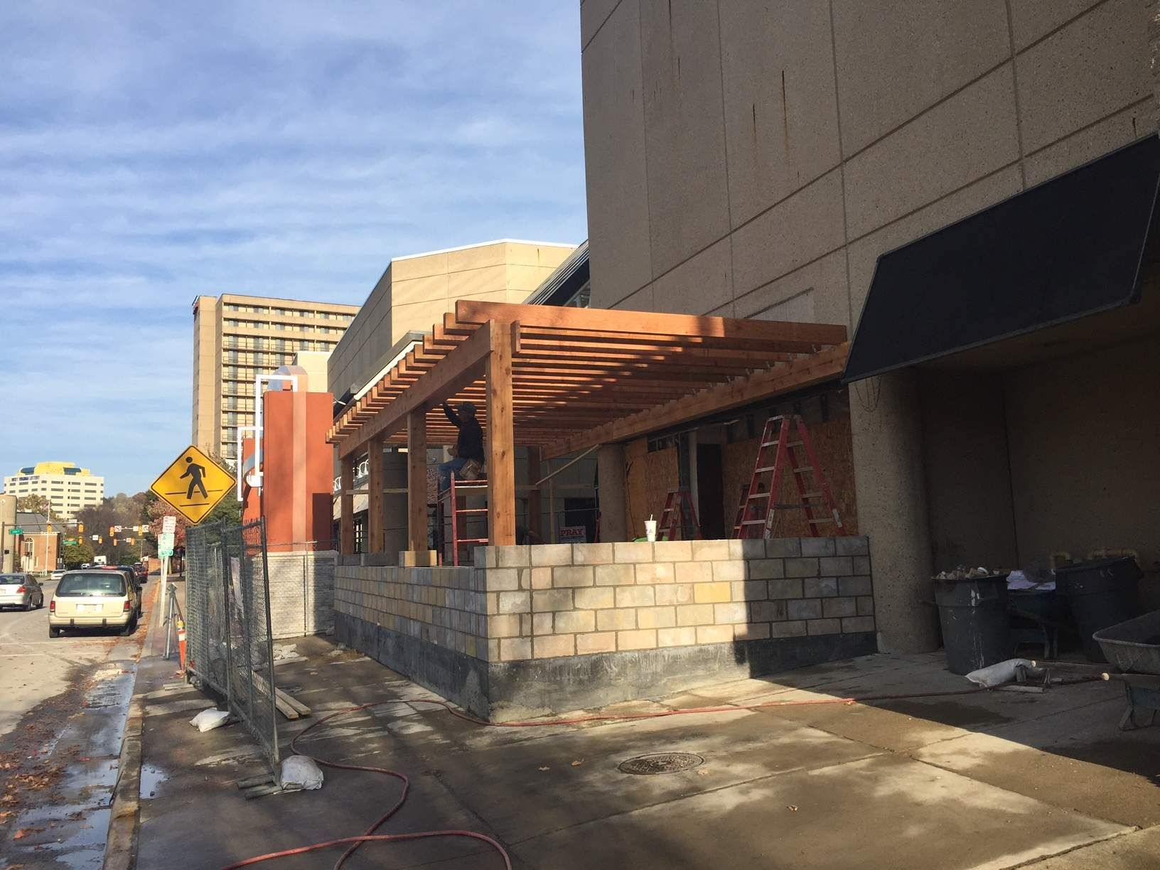 The Chop House to undergo renovations add outdoor space