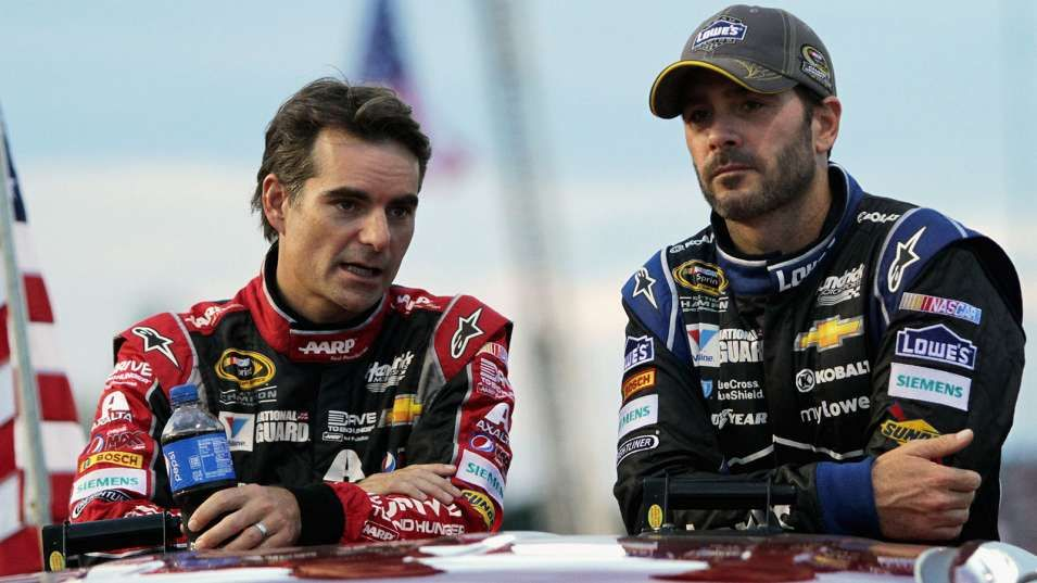 What are the odds? NASCAR title favorites for 2015