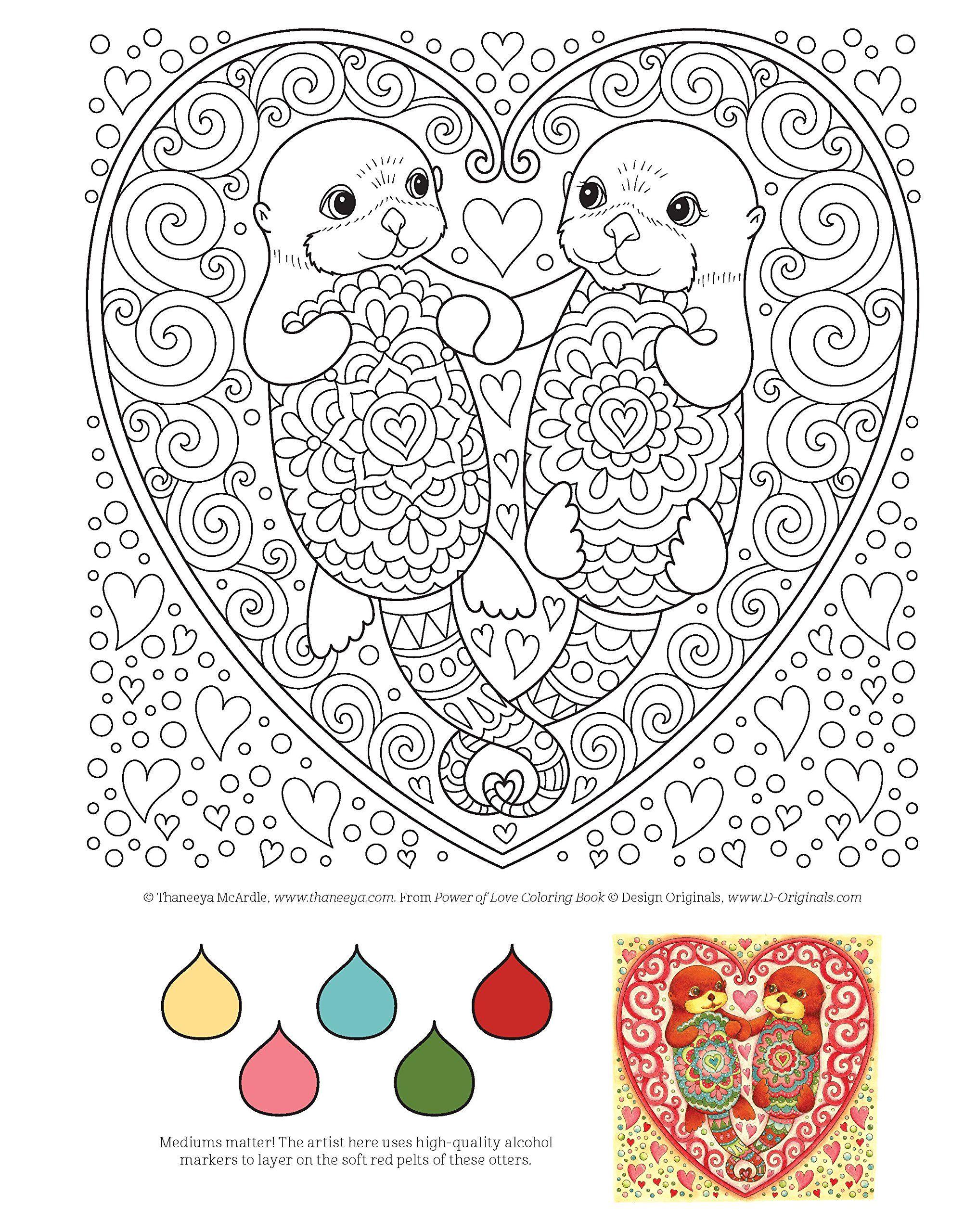 Power Of Love Coloring Book Coloring Is Fun Amazon De Thaneeya Mcardle Fremdspr Kostenlose Erwachsenen Malvorlagen Mandala Zum Ausdrucken Malbuch Vorlagen