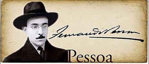Fernando Pessoa, great Portuguese writter