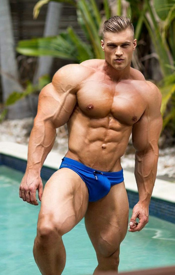 Gay Muscle Morphs 14