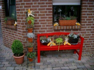Herbstdeko eingang wohnen und garten foto deko herbst - Wohnen und garten foto ...