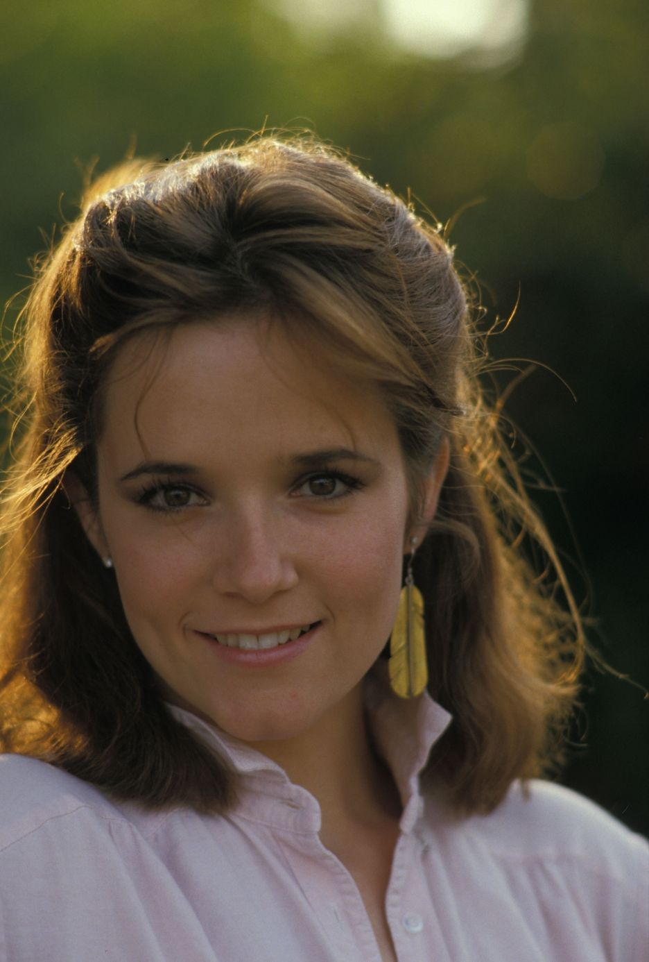 Autographed 8x10 Photo---back To The Future Outstanding Features The Best Lea Thompson actress