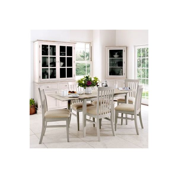 Home Etc Francesca Extendable Dining Table and 6 Chairs & Reviews | Wayfair UK
