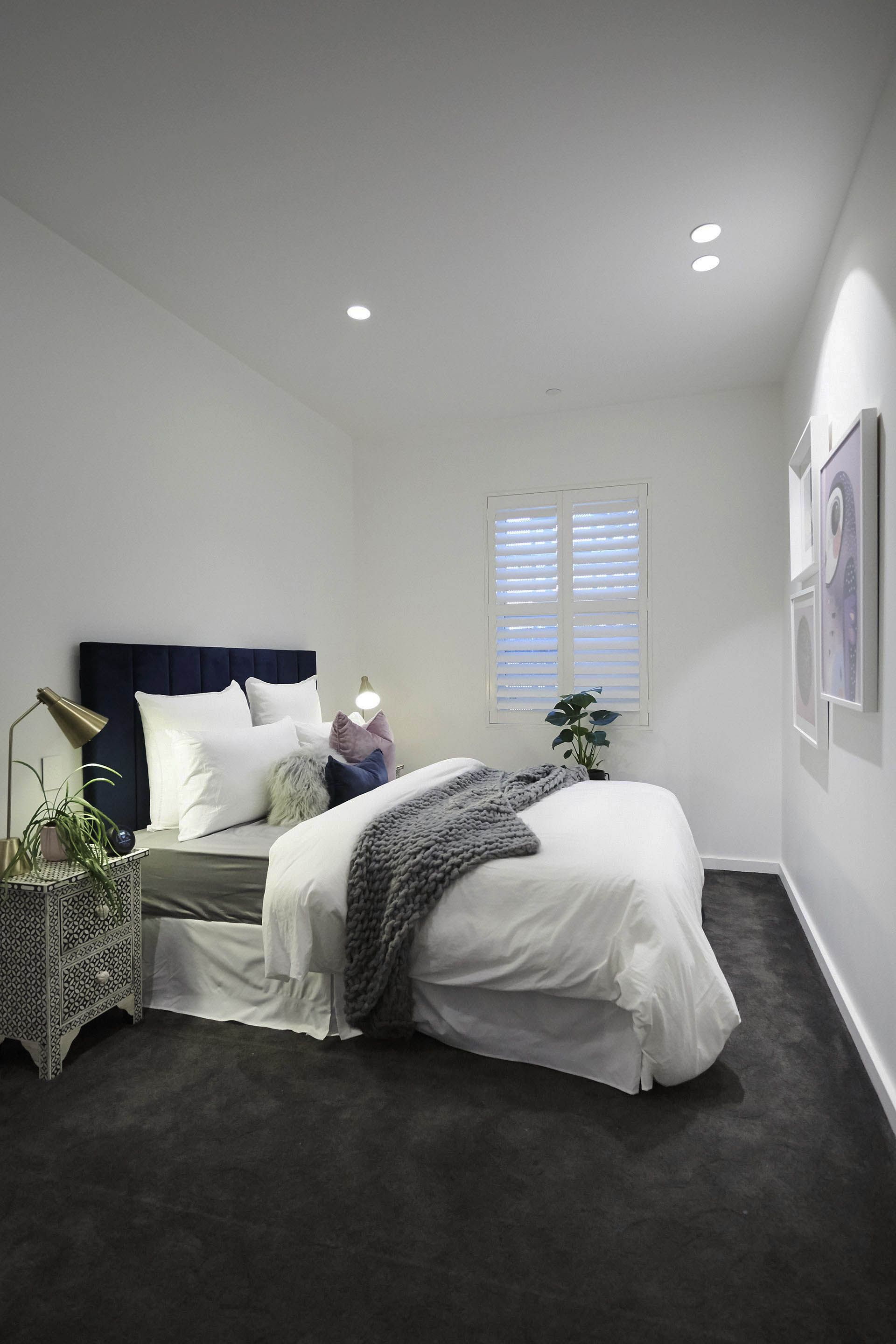 Stylish Modern Guest Bedroom Decorating Ideas Only In Smarthomefi