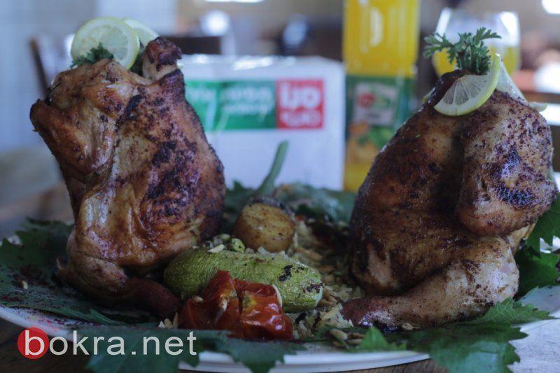 حلقة 1 دجاج بالزرب من مطبخ سهارى الجليل Food Chicken Turkey