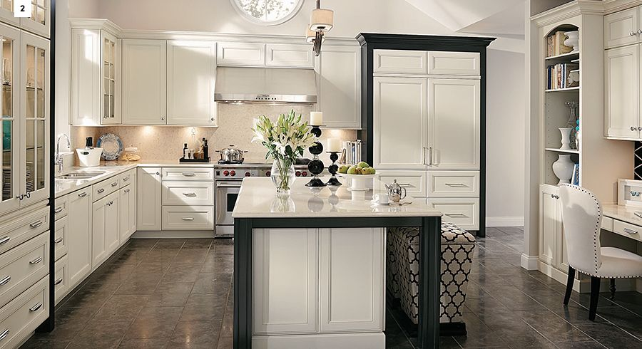 Best Top 5 S Popular Paint Finishes Kraftmaid Cabinets 400 x 300