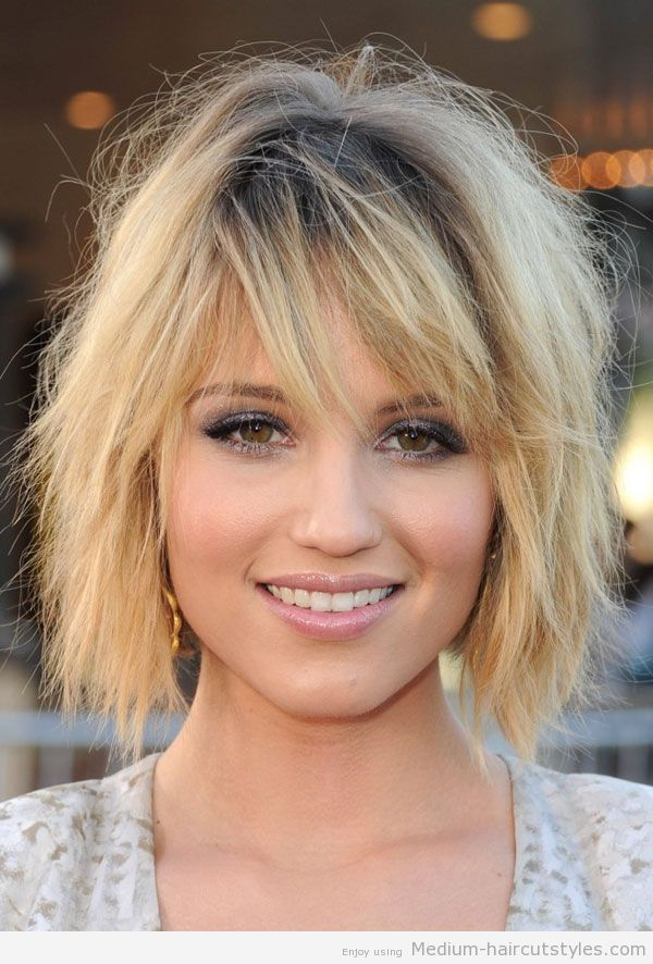 New Hairstyles For Women 2015 Messybobhairstyle  Hair Ideas  Pinterest  Medium Length