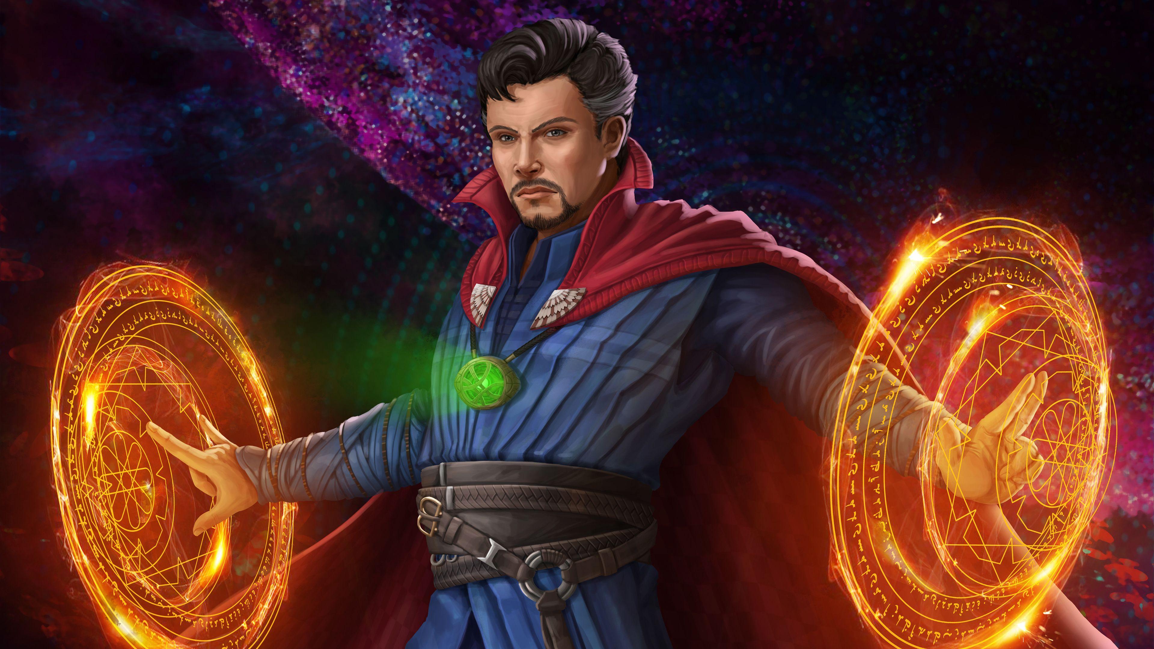 Marvel Doctor Strange 4k Superheroes Wallpapers Hd Wallpapers