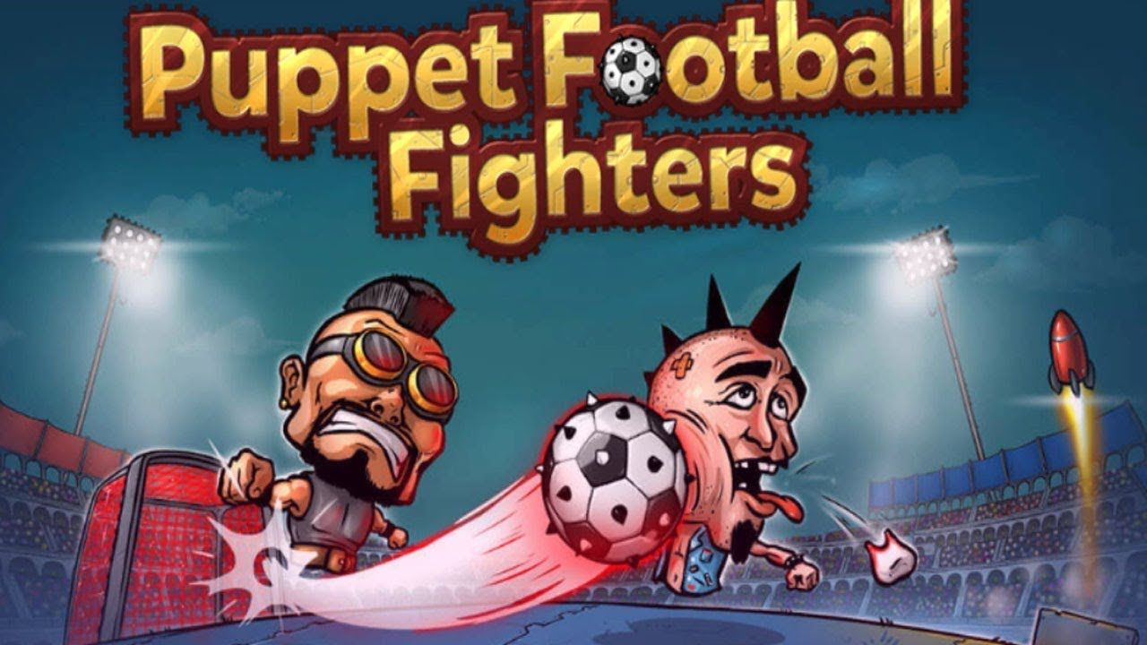 Puppet Soccer Fighters Free Online Game Walkthrough
