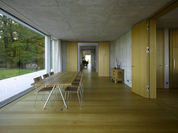 SUBTILITAS Dokumentation, Haus und Neue häuser