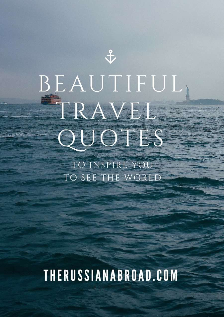 Quotes For Travel 15 Beautiful Travel Quotes To Tease Your Wanderlust  Wanderlust