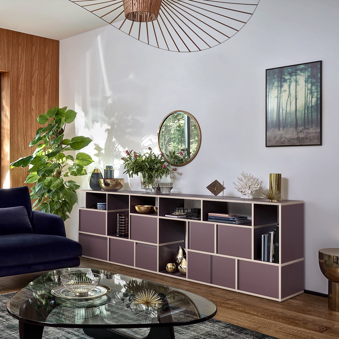 Perfect Sideboard for your Living Room #contemporarykitcheninterior