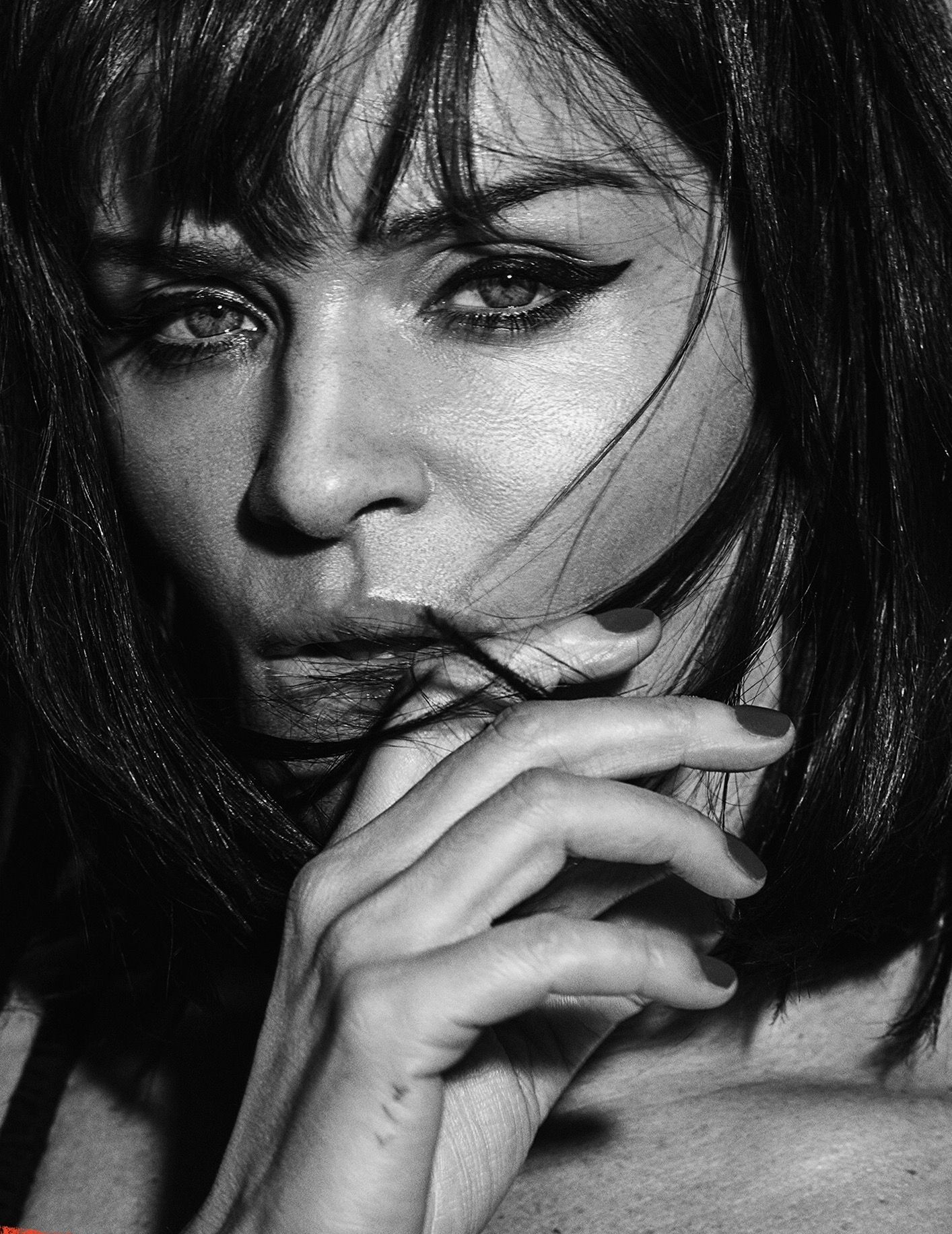 Helena Christensen for SBJCT helena s shootings