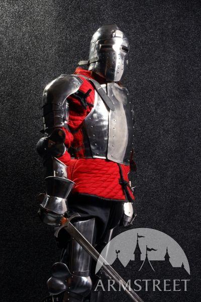 Western Knight XIV Century Plate Armor Basic Set