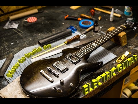 �Craftling: ELECTRIC GUITAR BUILD