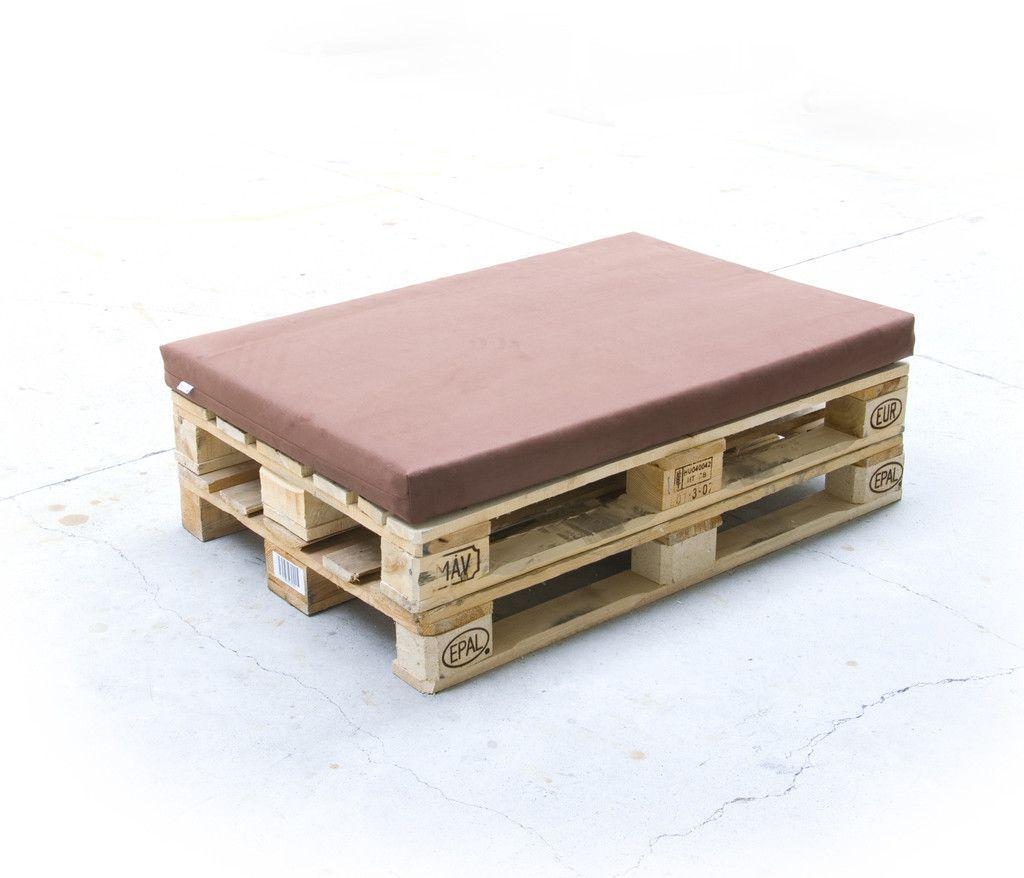 Paletten-Polster Sitz mit Bezug : Sofas und Sessel von IQ Frankenschaum GmbH