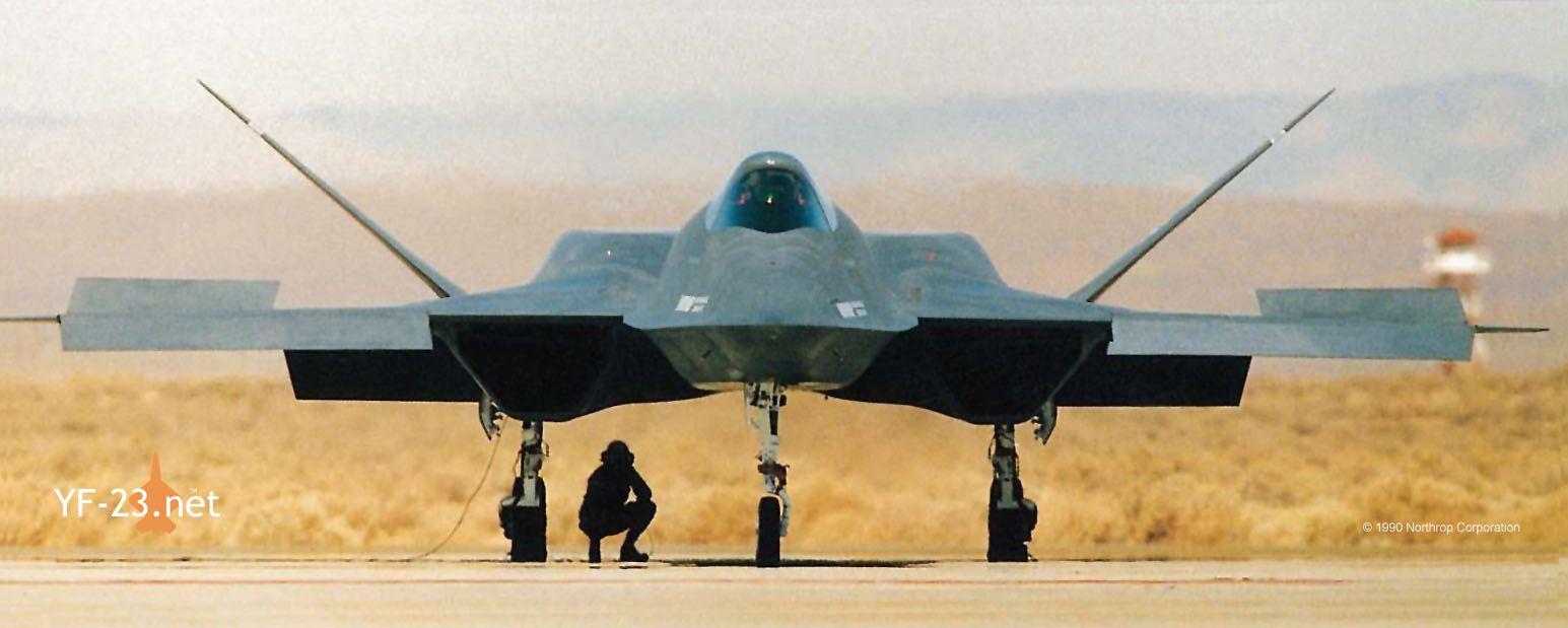 Павший жертвой СССР: Самолет, который мог бы «убить» F-22 Raptor