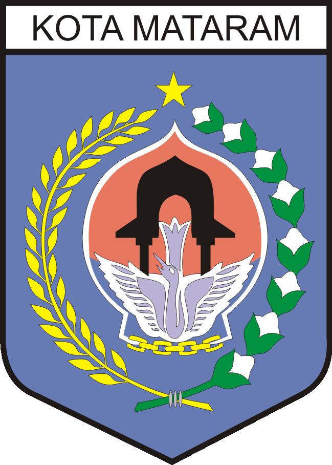 Kota Mataram Brasao Bandeiras