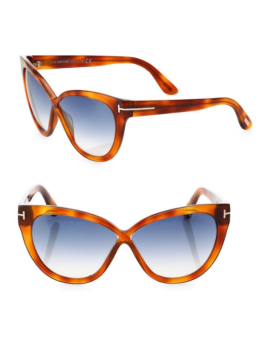 72fb0da7d561 Tom Ford Arabella 59MM Cat s-Eye Sunglasses
