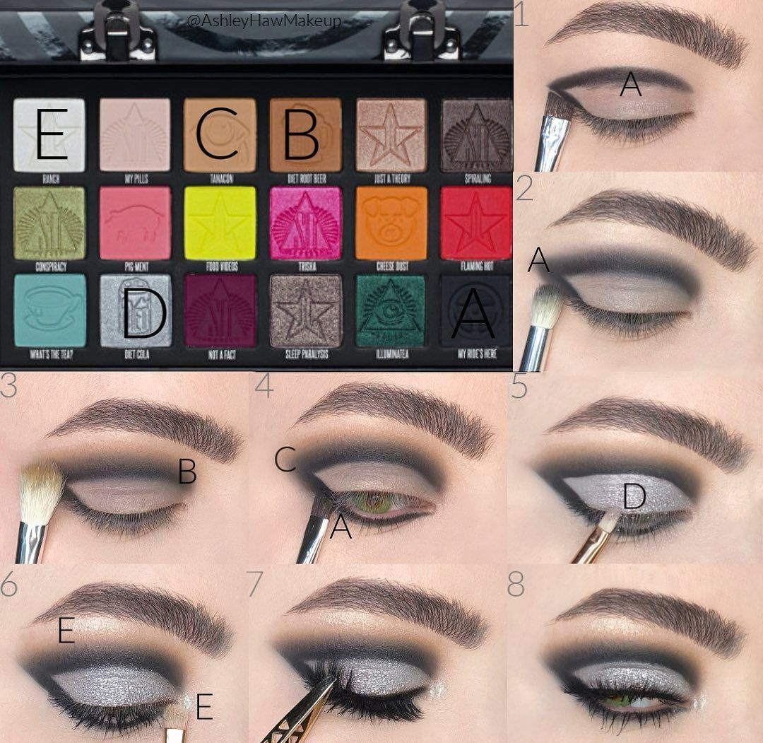 Pin on Eyeshadow makeup
