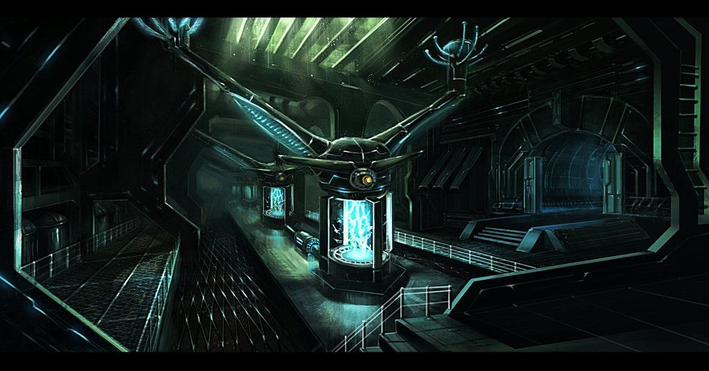 Sci Fi Rooms Google Search Scifi Env Pinterest