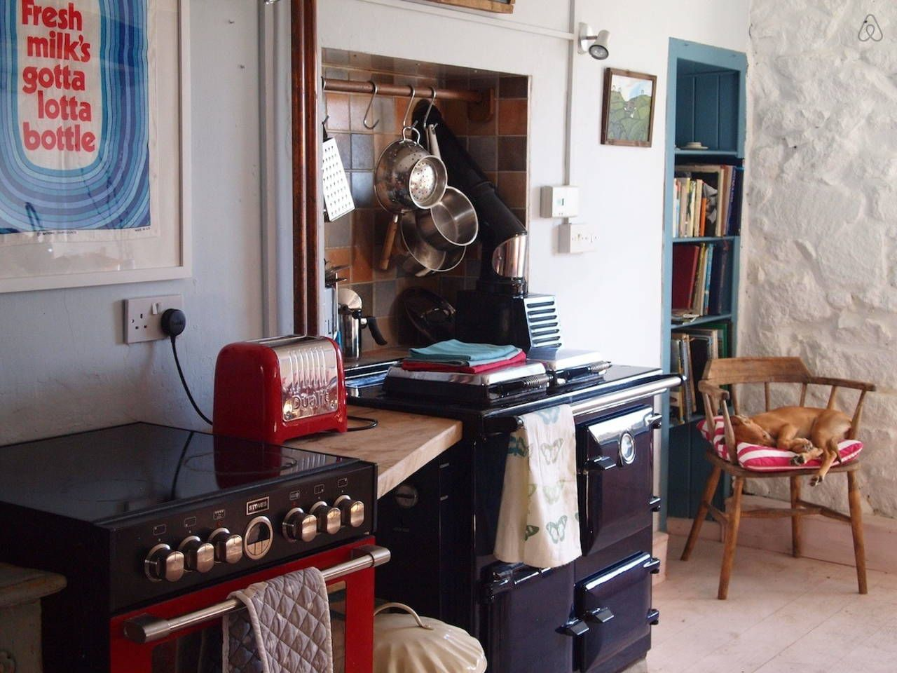 Air bnb £47 pp for 3 nights