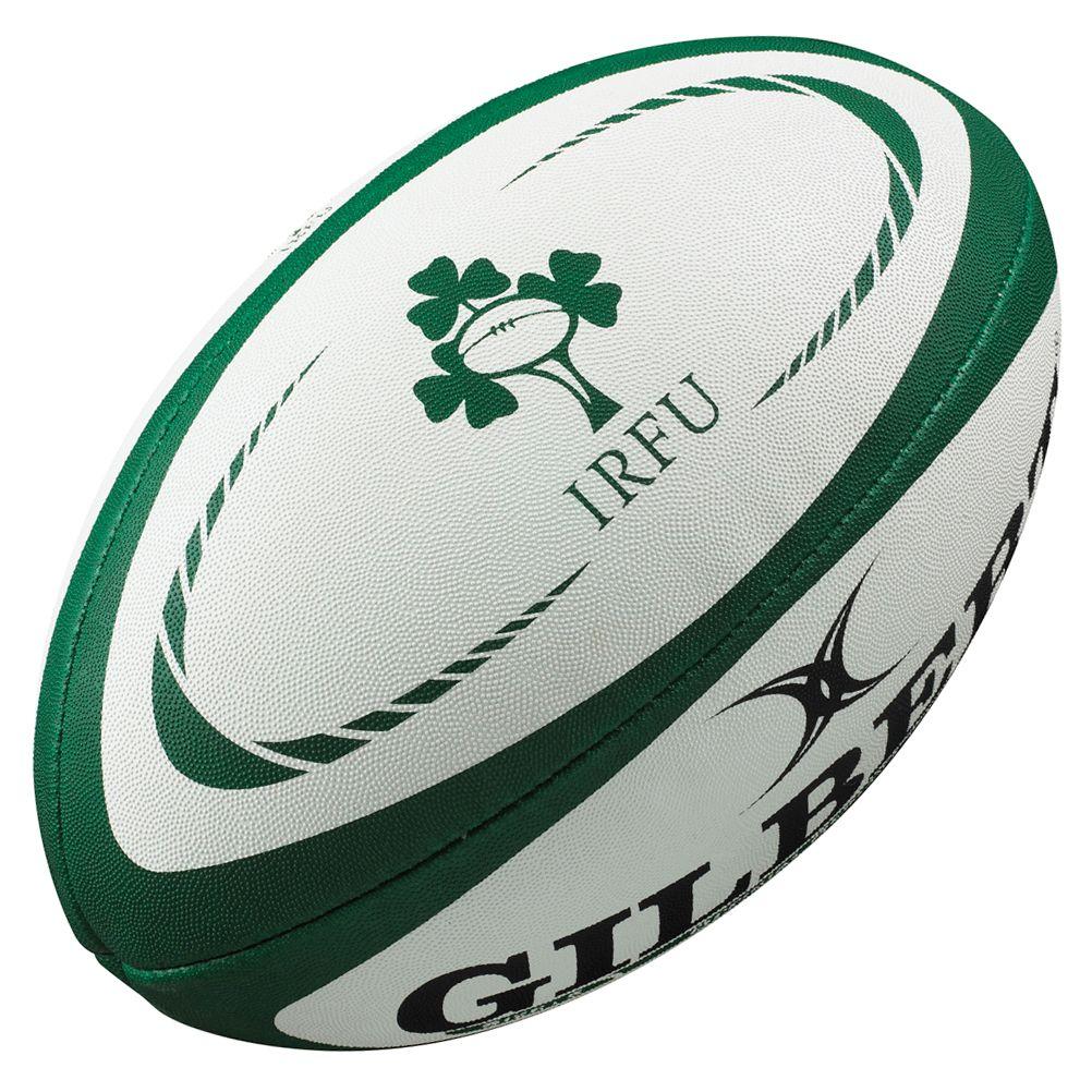 Gilbert Ireland International Replica Rugby Ball Rugby