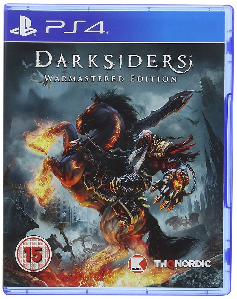 Darksiders Warmastered Edition (PS4) NEW Nordic games