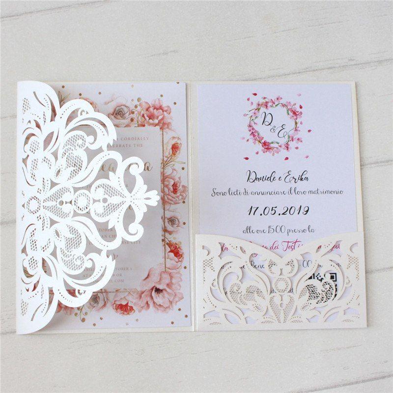 carte invitation mariage