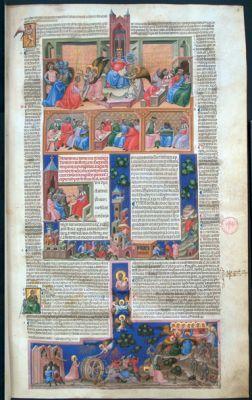 """Maestro del 1328"", Digestum vetus, Biblioteca Nazionale Universitaria di Torino ?????"