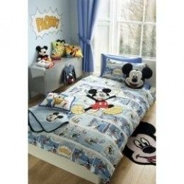 Mickey Mouse Bedding and Room Decor