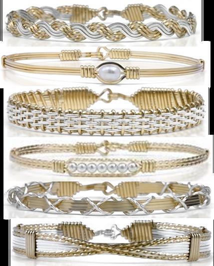 The Ronaldo Bracelet Collection Ronaldo Designer Jewelry Jewelry Jewelry Inspiration