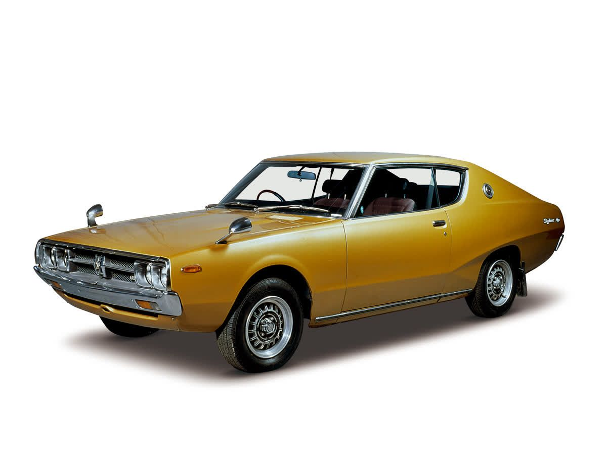 Check out this 1976 nissan skyline for throwbackthursday tbt check out this 1976 nissan skyline for throwbackthursday tbt vanachro Choice Image