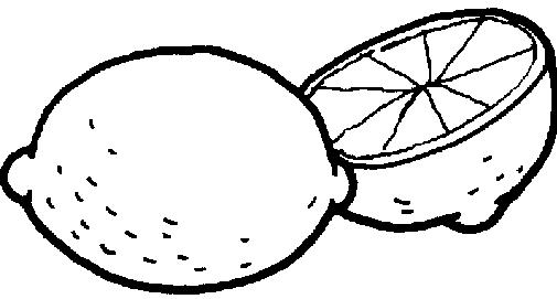 Alimentos salado para colorear Imagui | Honey lemonade
