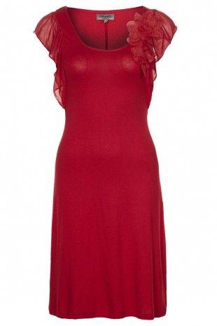 Zalando Essentials Cocktailkleid / festliches Kleid red | Lady & RED ...