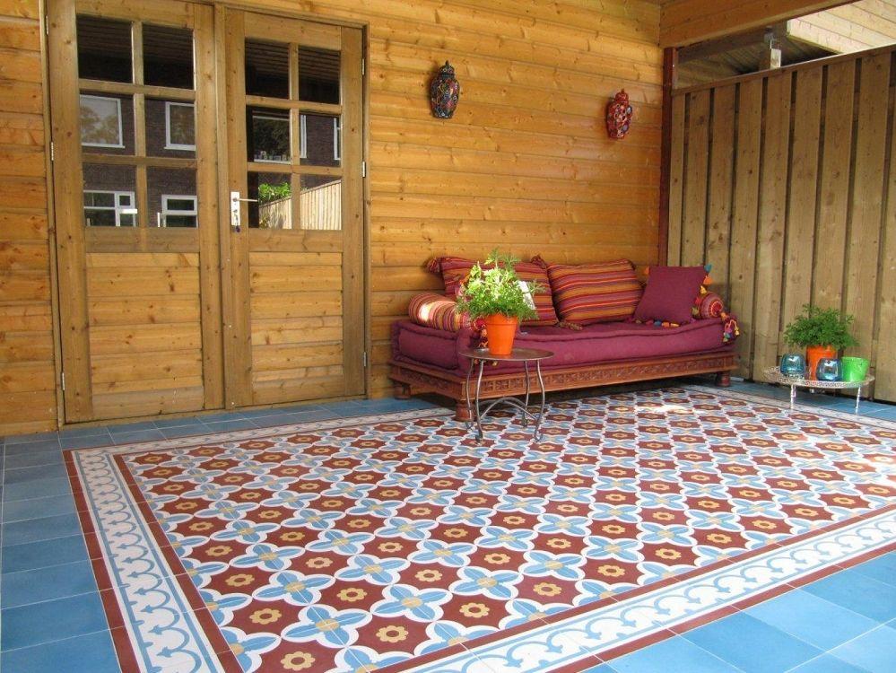 Type Floor Tiles Cement Dimensions 20x20 Cm 1 Sqm Includes 25