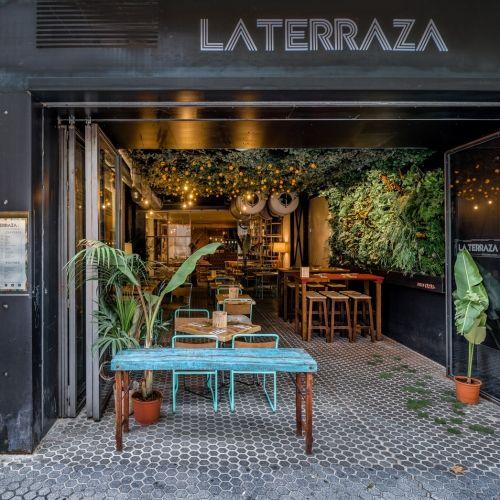 Reforma e interiorismo la terraza tapas bar sevilla soon - Diseno interiores sevilla ...