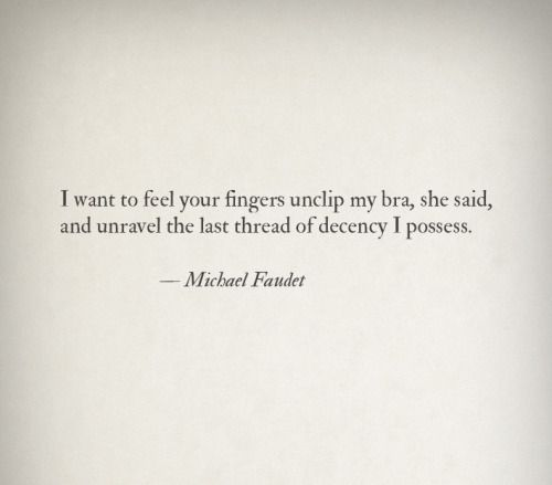 — michaelfaudet:  Dirty Pretty Things by Michael...