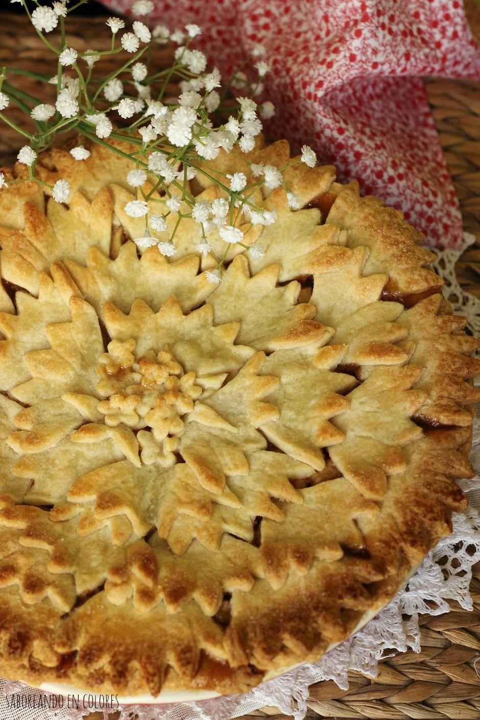 Llevaba tiempo queriendo hacer un Apple Pie. Muuucho tiempo… La vez que lo probé estando de viaje por EEUU…