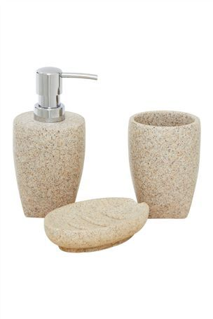 Bathroom Accessories Next buy stone effect accessory set from the next uk online shop