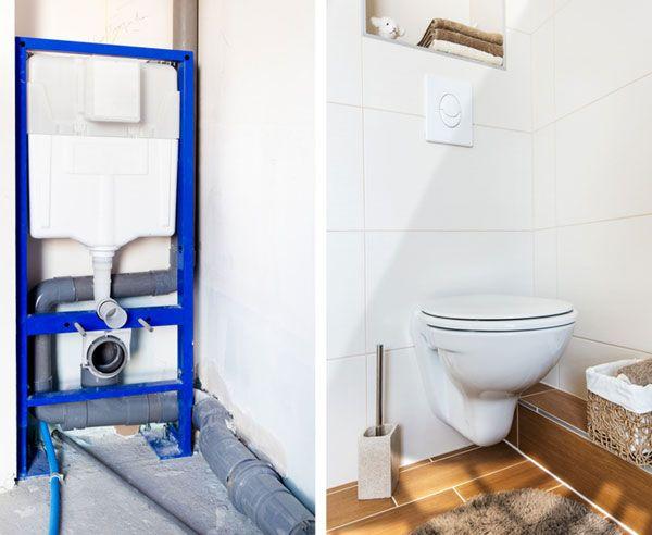 wc austauschen toilette einbauen so geht 39 s in 2019 wohnen badezimmer haus und g ste wc. Black Bedroom Furniture Sets. Home Design Ideas