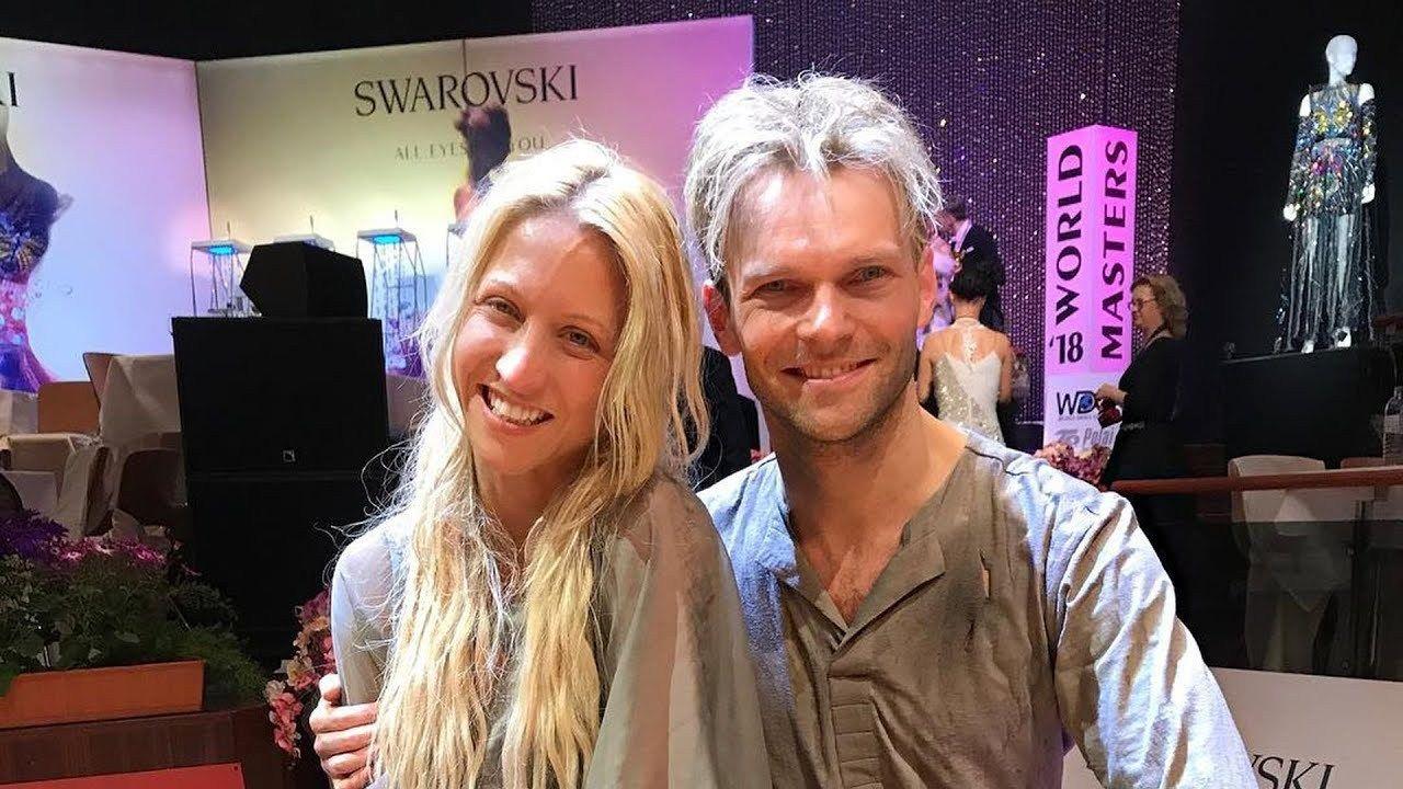 Sie Sind Nicht Am Ziel Angekommen Vadim Garbuzov 30 Und Kathrin Menzinger 29 Wollen An Die Spitze Bei Let S Let S Dance Weltrekorde Aktuell Nachrichten