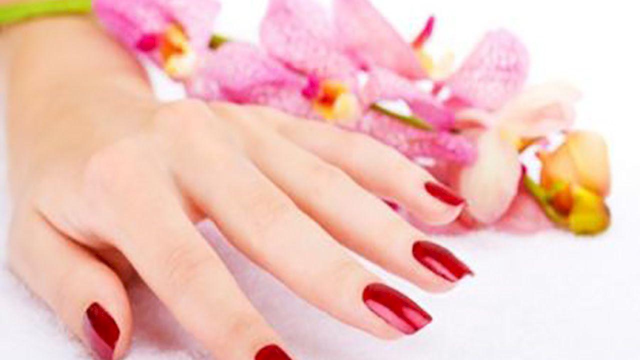 طرق تبييض اليدين Floral Rings Nail Art Hd Wallpaper
