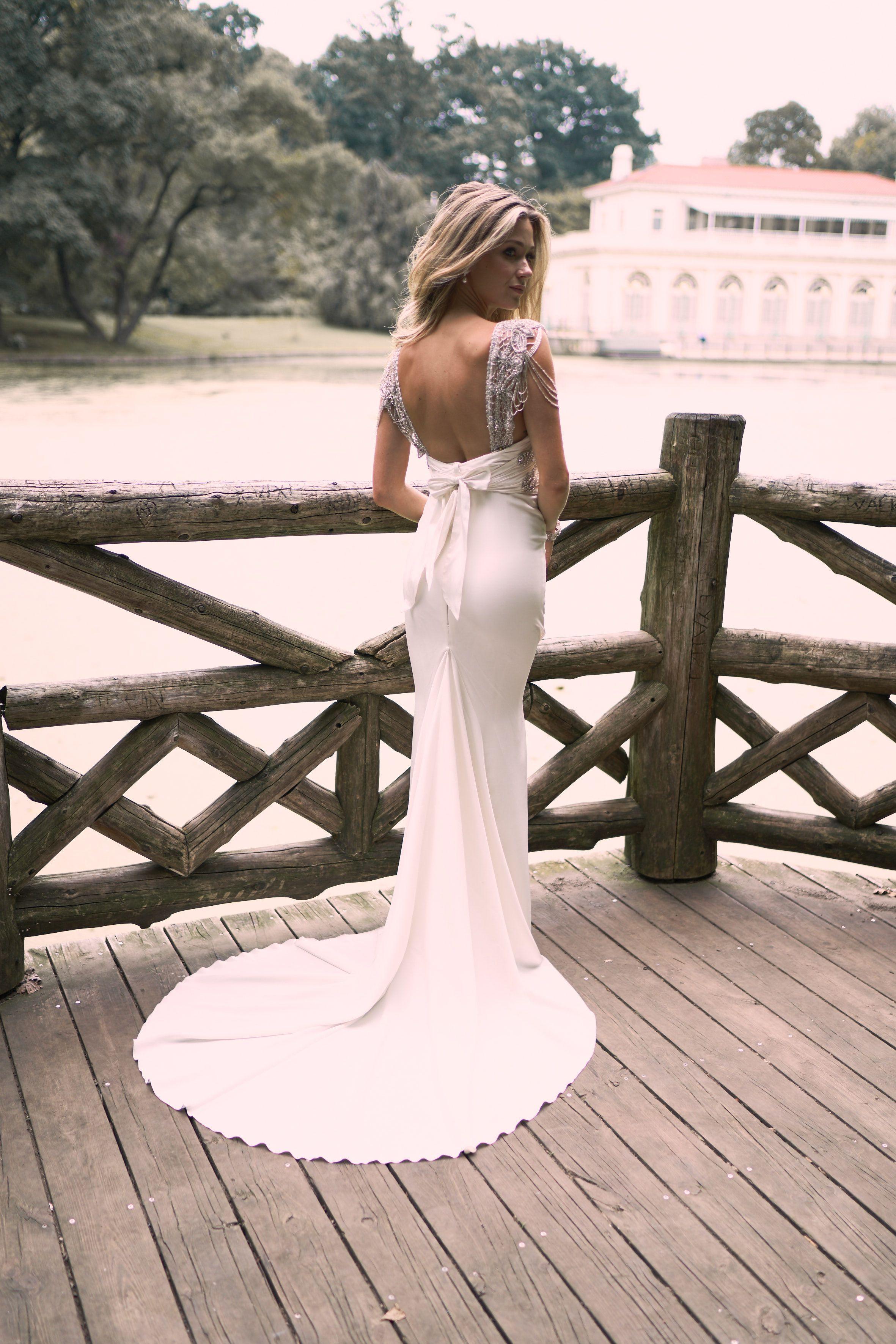 Anna Campbell Grace Dress Anna Campbell Wedding Dress Bridal