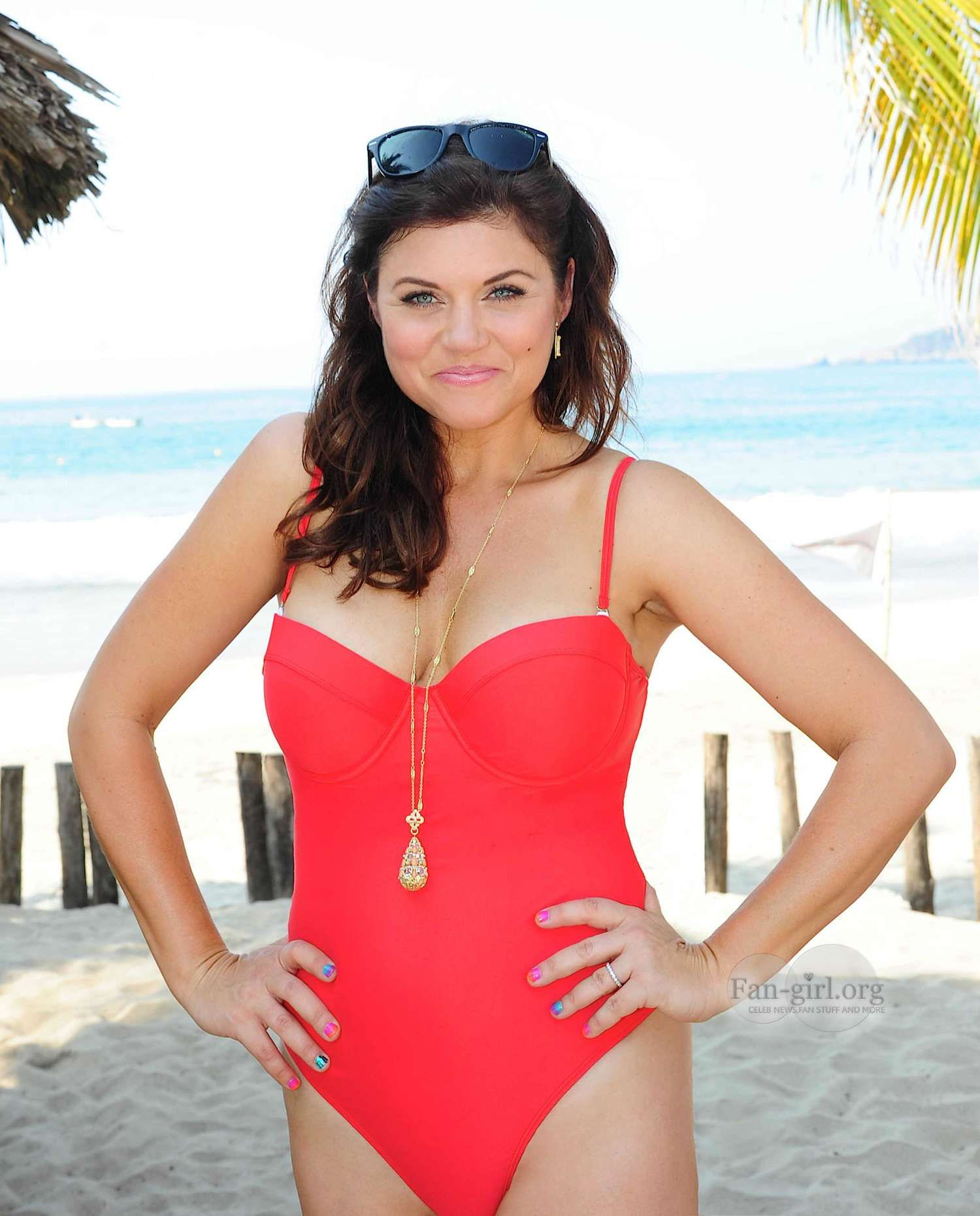 tiffani thiessen daughter