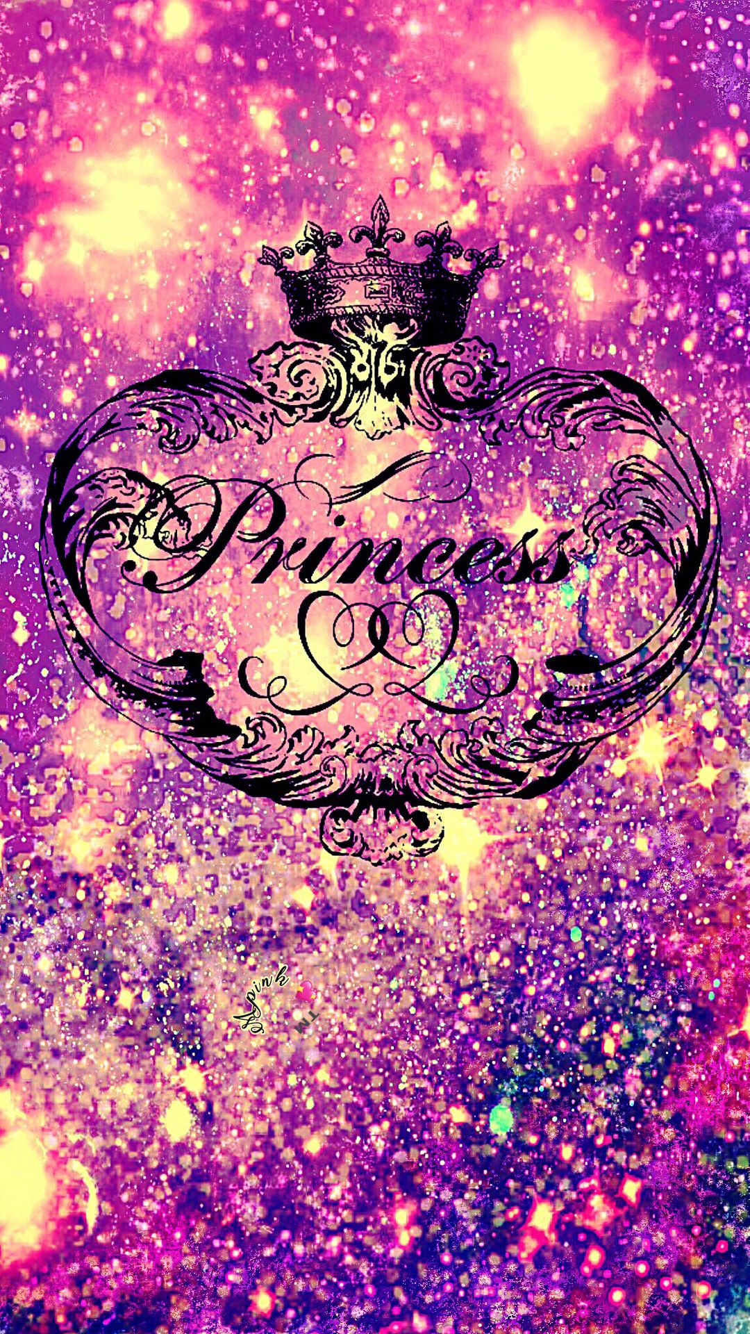 Vintage Princess Wallpaper #androidwallpaper # ...
