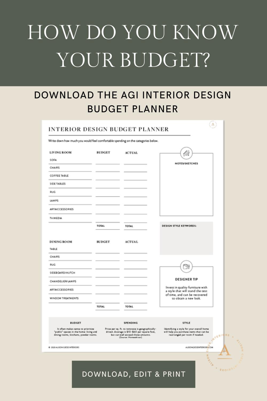 7 Best Online Interior Design Services in 2021 | Decorilla ... |Interior Design Project Planning Worksheet