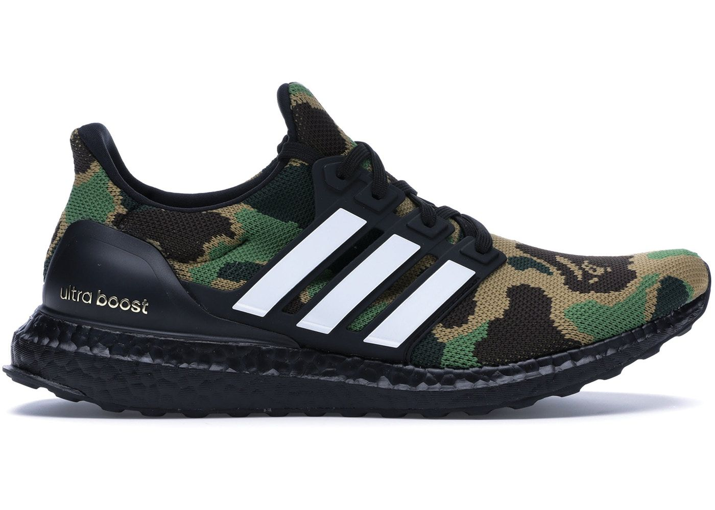 cheap for discount 7c0ae 4a931 adidas Ultra Boost 4.0 Bape Camo in 2019 | Sneakers | Adidas ...